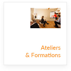 Mes ateliers et formations